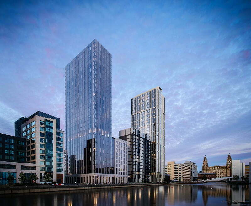 PEEL L&P's LIVERPOOL WATERS SUBMITS PLANNING APPLICATION FOR NEW DEVELOPMENT