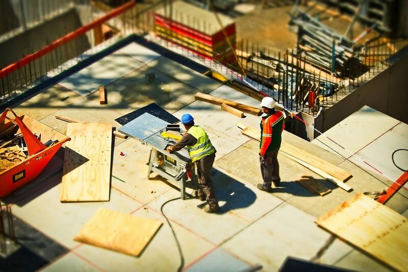 UK CONSTRUCTION FIRMS LEAST PREPARED FOR THE 'NEW NORMAL' IN THE WORKPLACE