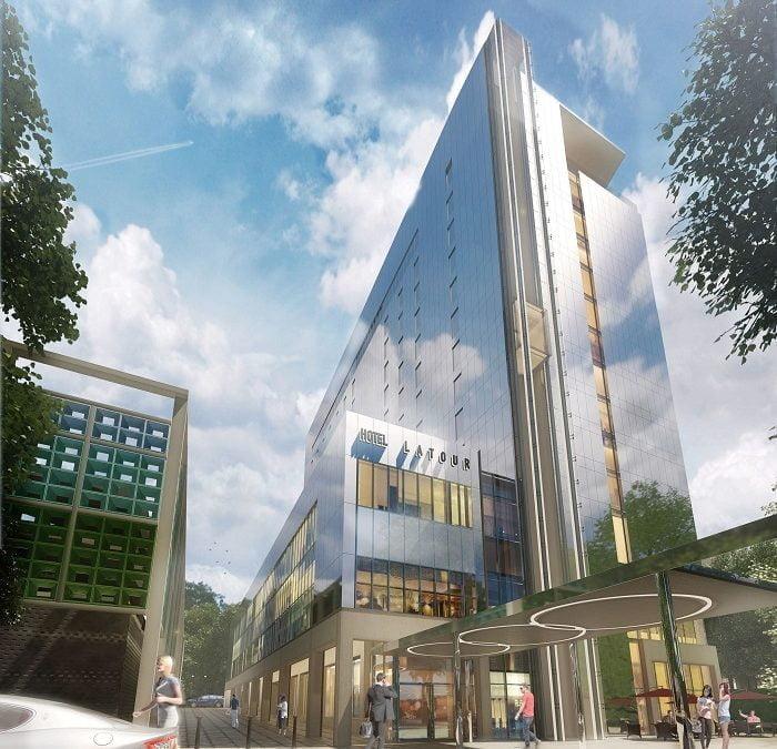 Luxury Milton Keynes Scheme, Hotel La Tour, Appoints Winvic Construction