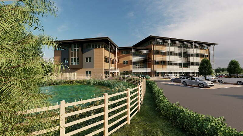 PLANS SUBMITTED FOR A BRAND-NEW BUSINESS PARK NEXT TO WORCESTERSHIRE PARKWAY STATION
