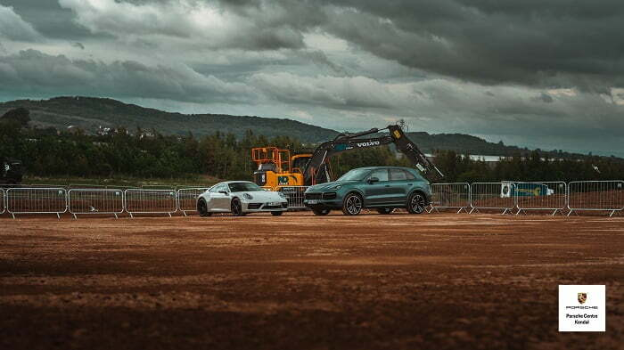 CADDICK SPS UP A GEAR TO SECURE NEW PORSCHE CENTRE CONTRACT