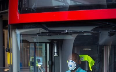London's Buses to Return to Front-Door Boarding