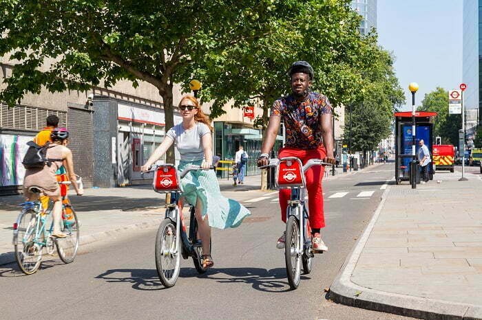 TfL Sets out Expansion Plans for Santander Cycles Scheme to Keep up With Unprecedented Demand