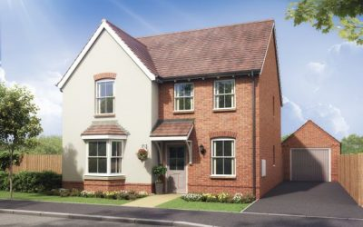 Ready When You Are: Developer Meets Post Lockdown Demand With Ready to Move Into Homes in Long Itchington