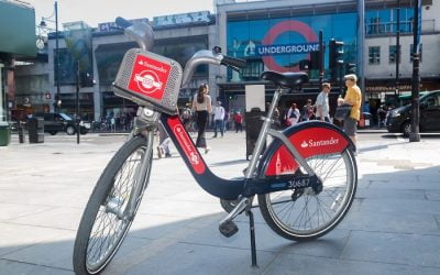 TfL Celebrates 10 Years of Cycle Hire in London With a Record-Breaking Summer for Santander Cycles