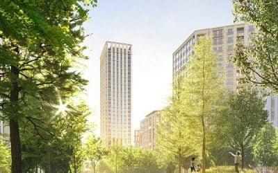 Berkeley Launches Visionary Regeneration Scheme in East London