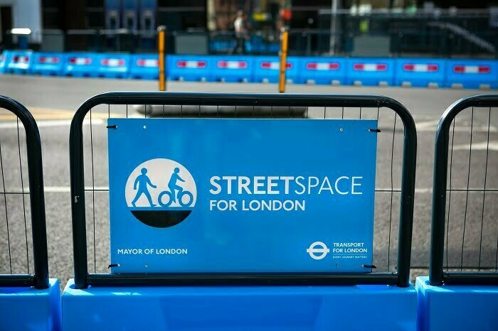 Work Starting This Week to Transform Bishopsgate for People Walking, Cycling and Using The Bus