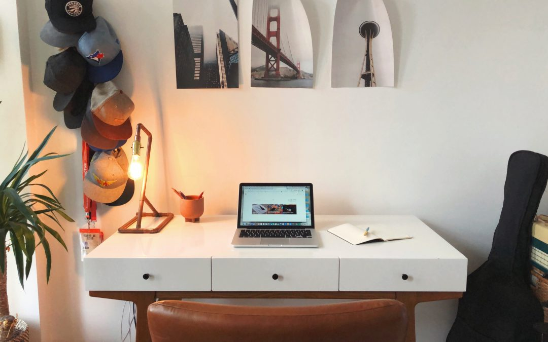 How to Achieve Scandi Calm WHILE WORKING From Home