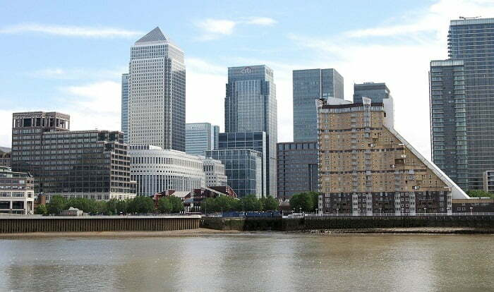 Canary Wharf Could Become the World's Biggest Tech Hub