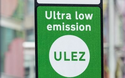 Major Milestone for Ultra Low Emission Zone as Installation of New Infrastructure Gets Underway