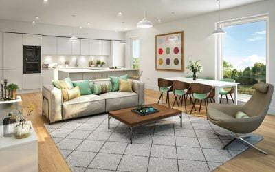 FLAGSHIP GLASGOW DEVELOPMENT ENJOYS SELL–OUT SUCCESS AS SECOND PHASE OF HOMES IS UNVEILED