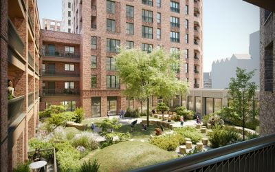 Connected Living London Press Release – New Rental Homes by Southall Station Given The Green Light