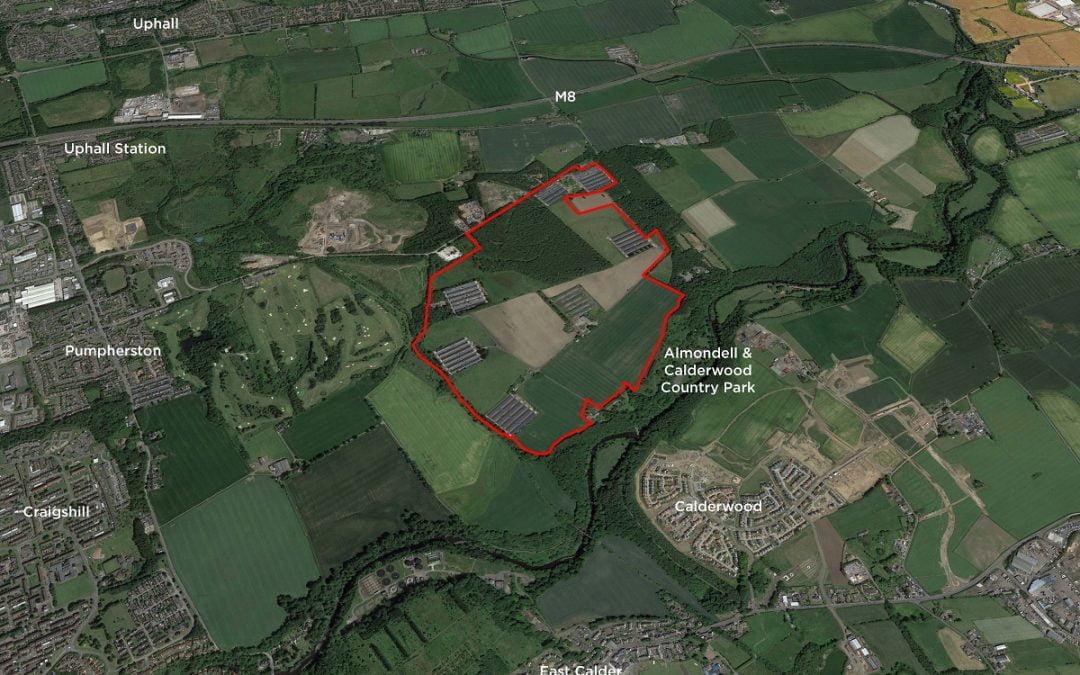 Proposals put forward for ambitious low carbon development in West Lothian