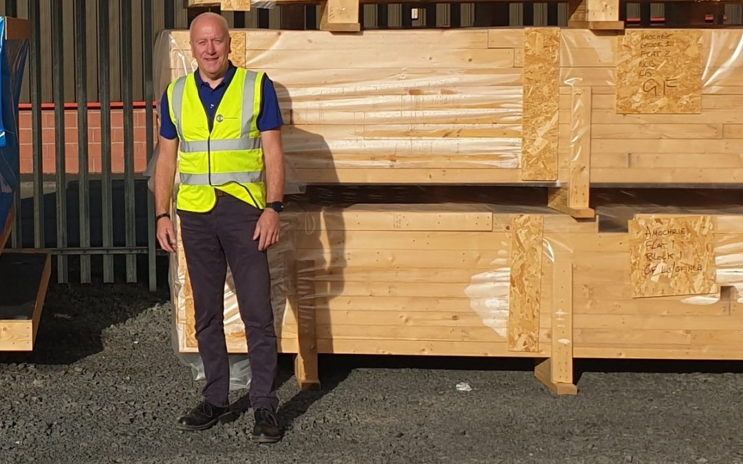 LEADING CONSTRUCTION FIRM, THE JR GROUP, LAUNCHES TIMBER KIT DIVISION