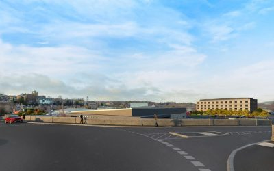 Esh Construction Awarded £10m Contract for Hexham Bunker Retail Development