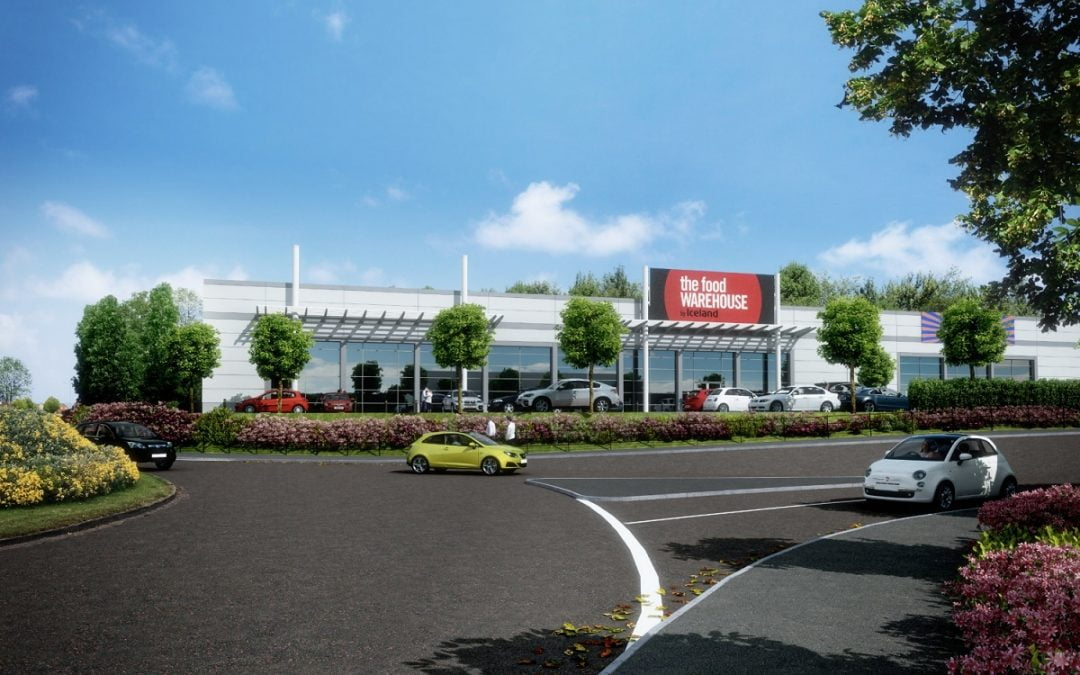 MAJOR £5M INVESTMENT PROPOSED FOR CRESCENT LINK RETAIL PARK AS NEW RETAILERS ANNOUNCED