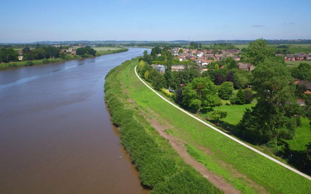 VBA's Lincolnshire Lakes Flood Defence Scheme shortlisted for ICE Yorkshire and Humber award