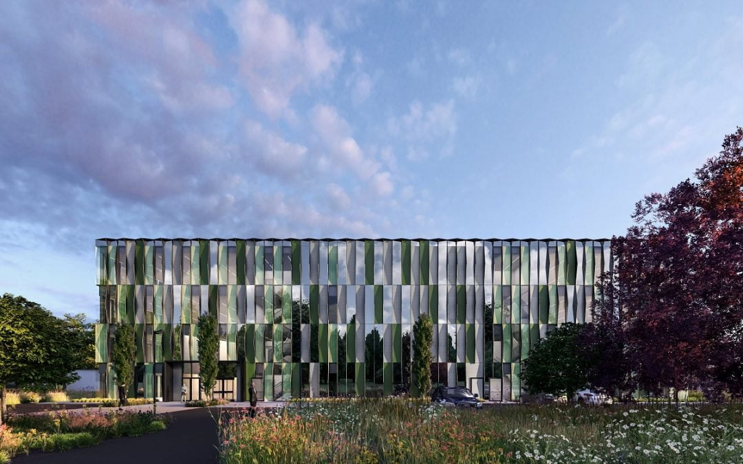Planning Permission Secured for Construction of Quad Two Building - 'Grade A' Accommodation - at Harwell Science and Innovation Campus