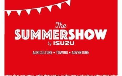 The Summer Show by Isuzu
