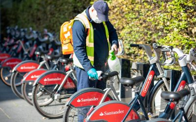 TfL Opens Southeast London's First Major Protected Cycleway