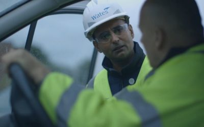 Wates Encourages Colleagues to 'Take a Minute' as UK Suicide Rates Soar to Highest Level in Years.