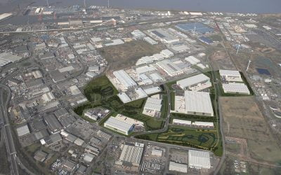 St. Modwen Submits Plans for 1m sq ft. of Additional Space at Bristol Business Park