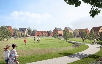 Work to Start Immediately on New Community at Basford East