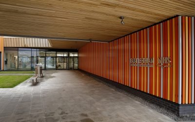 The Final Stage of East Lothian Community Hospital Is Now Complete