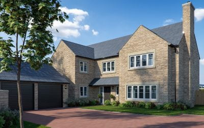 House Builder Progresses Works on New £15m Housing Development in West Oxfordshire