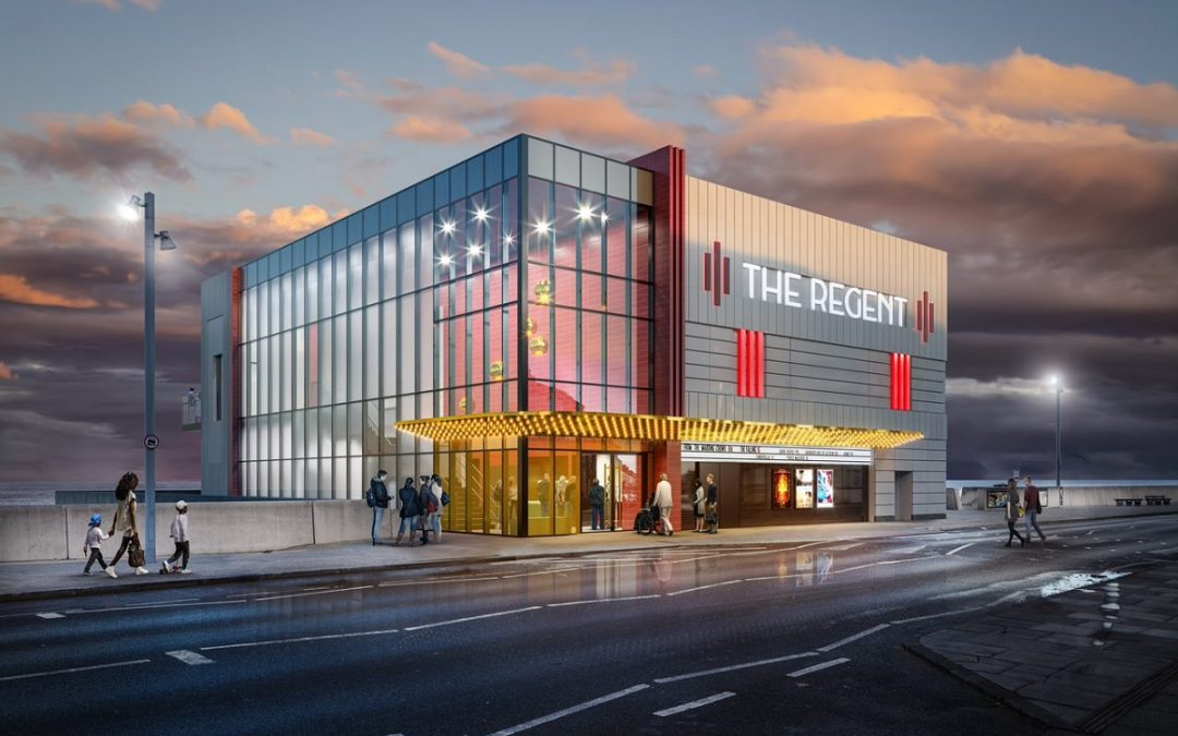 TRANSFORMATION OF ICONIC YORKSHIRE CINEMA GETS UNDERWAY