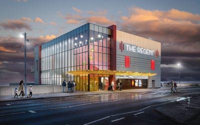 Transformation of Iconic Yorkshire Cinema Gets Underway