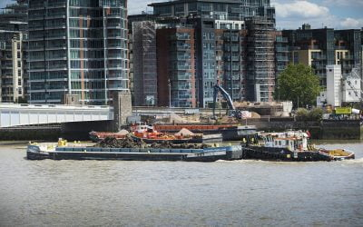 LAND & WATER COMPLETES SUSTAINABLE WORKS AS PART OF THE THAMES TIDEWAY TUNNEL PROJECT