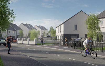 APPROVAL GRANTED FOR ONE OF NORTHERN IRELAND'S LARGEST EVER RESIDENTIAL PLANNING APPLICATIONS