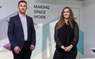 TWO NEW APPOINTMENTS FOR LEICESTERSHIRE OFFICE FIT OUT COMPANY