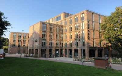 Phase one of major student accommodation completes in Coventry