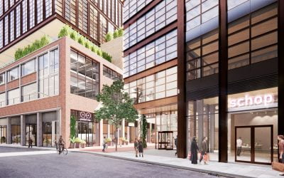 Landsec appoints Laing O'Rourke as preferred contractor to deliver £195M Timber Square development