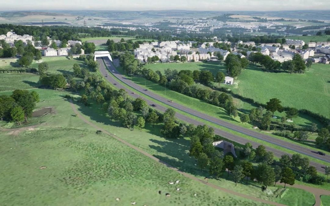 Here's how Mottram's new £228 million bypass could look