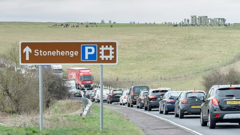 Highways England welcomes green light for major A303 upgrade past Stonehenge