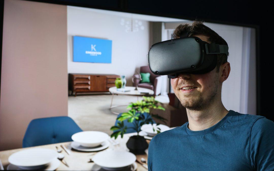 Innovative housebuilder takes virtual reality to the next level