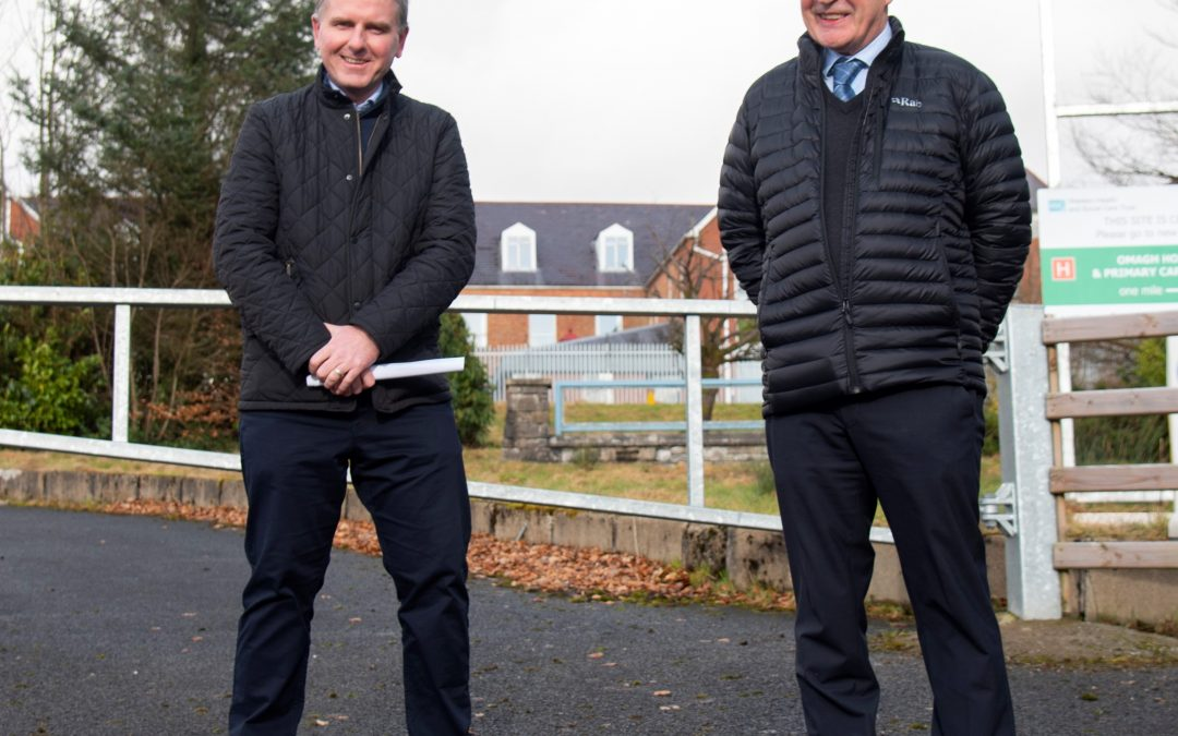 SOUTH BANK SQUARE REVEALS EXCITING NEW PLANS FOR SITE OF THE FORMER TYRONE COUNTY HOSPITAL IN OMAGH