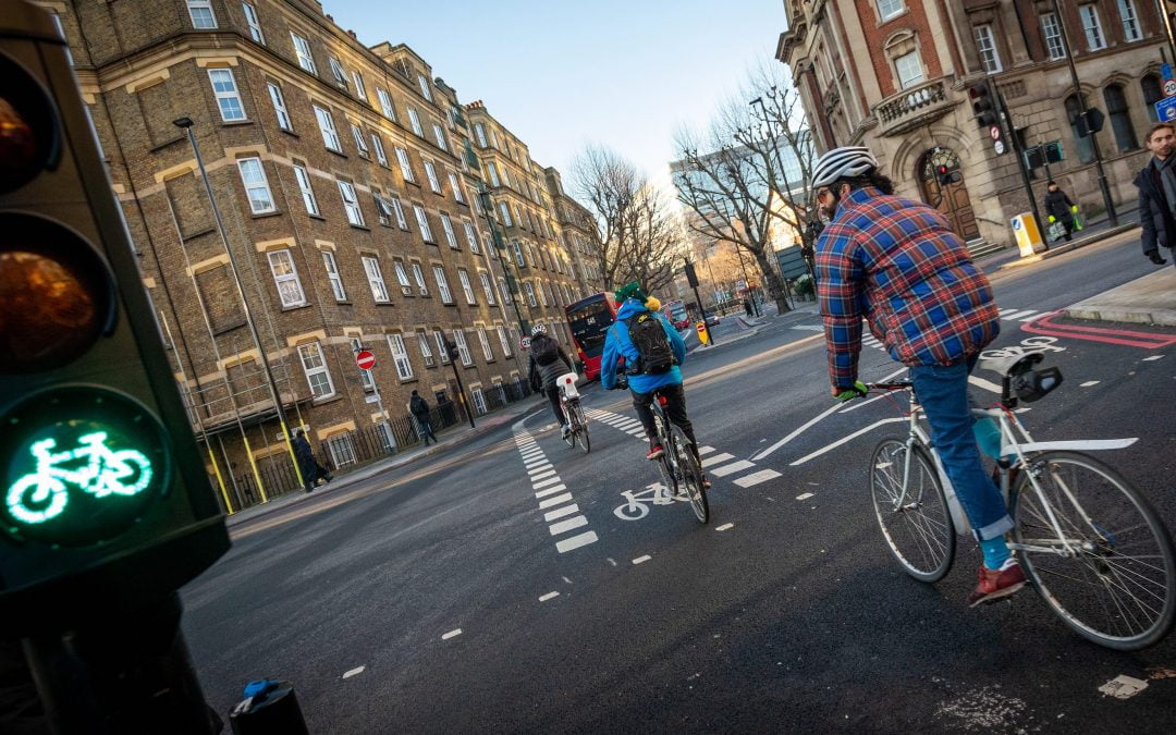 TfL awards new contracts to ensure safer and more sustainable journeys on London's roads