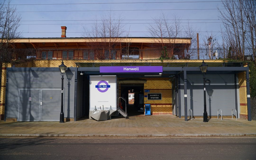 """Historic Grade II Listed TfL Rail station no longer """"at risk"""" after renovations return it to former glory"""
