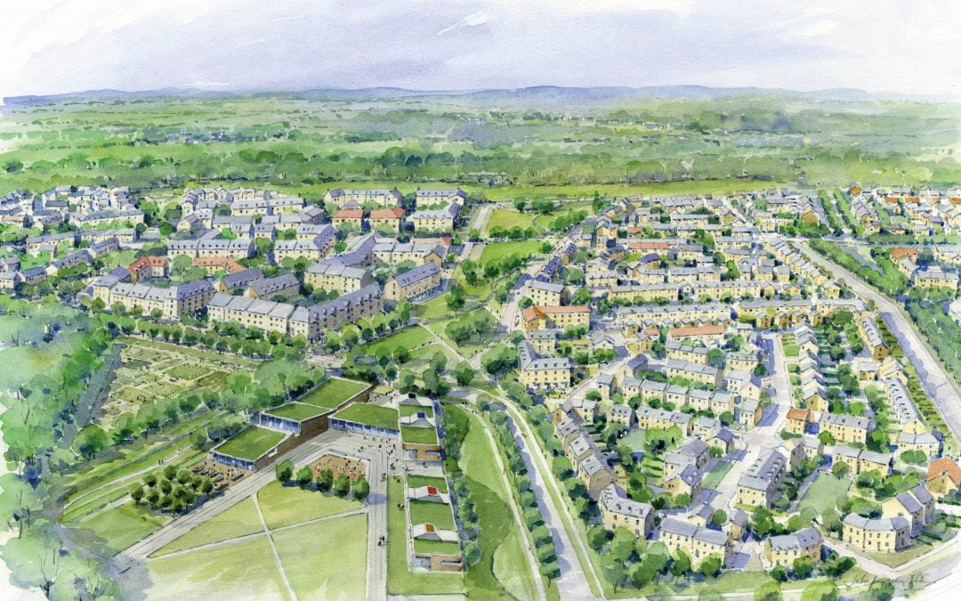 Application submitted for £275 million low carbon development in West Lothian