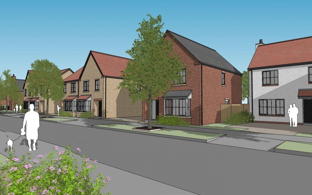 Works to start on new 71-home development in Retford this summer