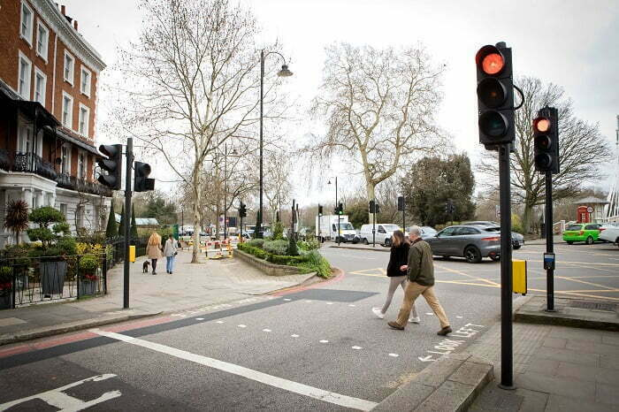 Pedestrian Priority Introduced at More Crossings as Part of London's Drive to Be The World's Most Walkable City