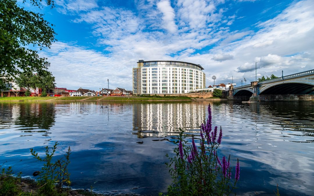 Life by the River Trent – how homeowners can benefit from waterside living