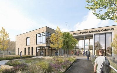 Green light for Wallyford's new learning campus as contract is signed and main works can begin