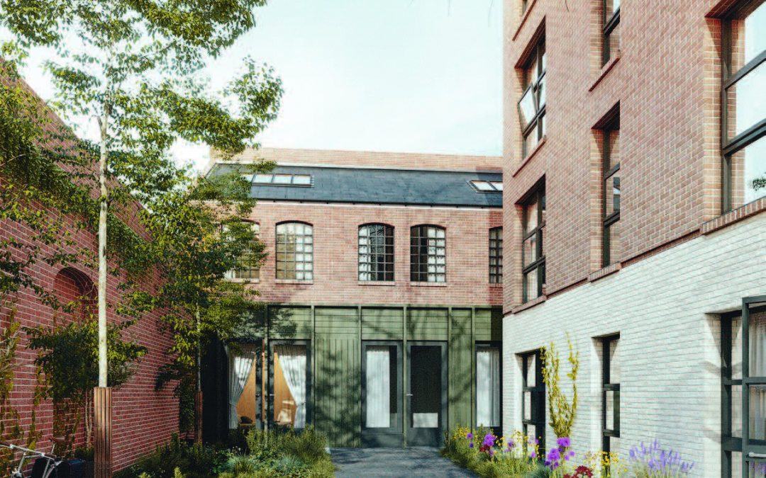mac-group appointed to deliver £8m Birmingham residential scheme